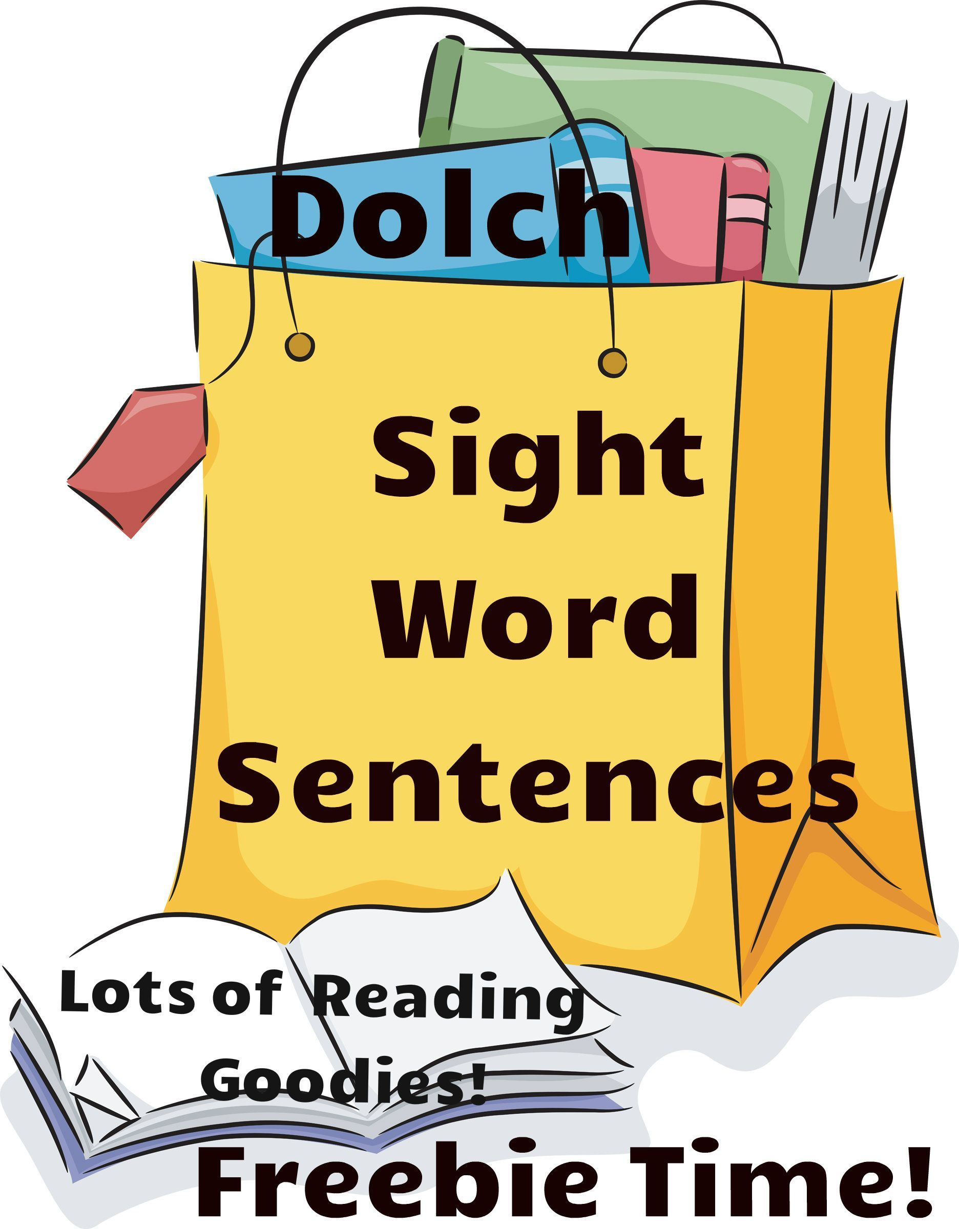 Have Children Practice Dolch Sight Words In The Context Of