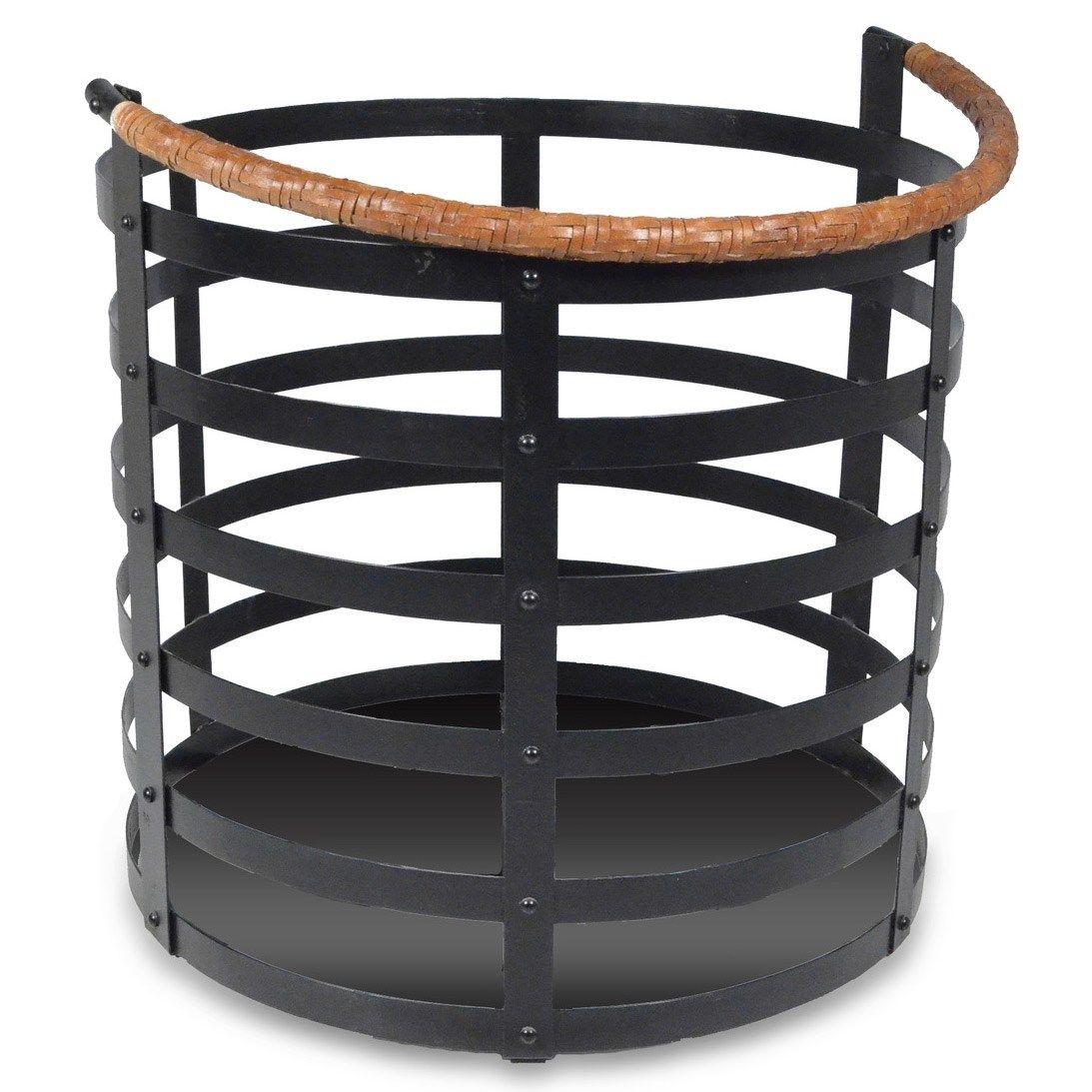 Jeffrey Alan Marks Farms Log Basket Laylagrayce Decor