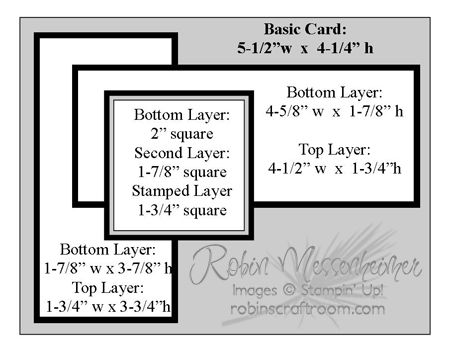 RobinsCraftRoom.com » Layout Sketch Provided #cardsketches