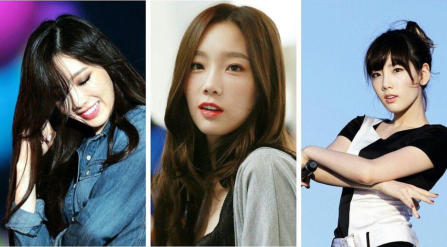 #Snsd #TaeTiSeo #Taeyeon #HairPorn