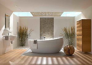Spa Inspired Bathrooms | ... to make the most of the current ... on nature inspired dining rooms, nature inspired engagement rings, nature inspired home decor,