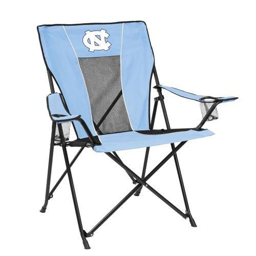 North Carolina Tarheels UNC Chair Folding Tailgate Seat