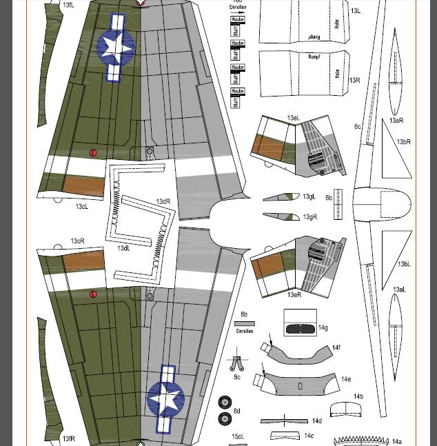 Recortables para armar: tanques, barcos, avión, - Identi