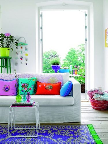 Colour Living Bright Living Room Colourful Living Room Living Room Colors