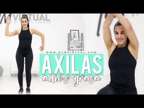 Tonificar brazos y eliminar grasa de las axilas