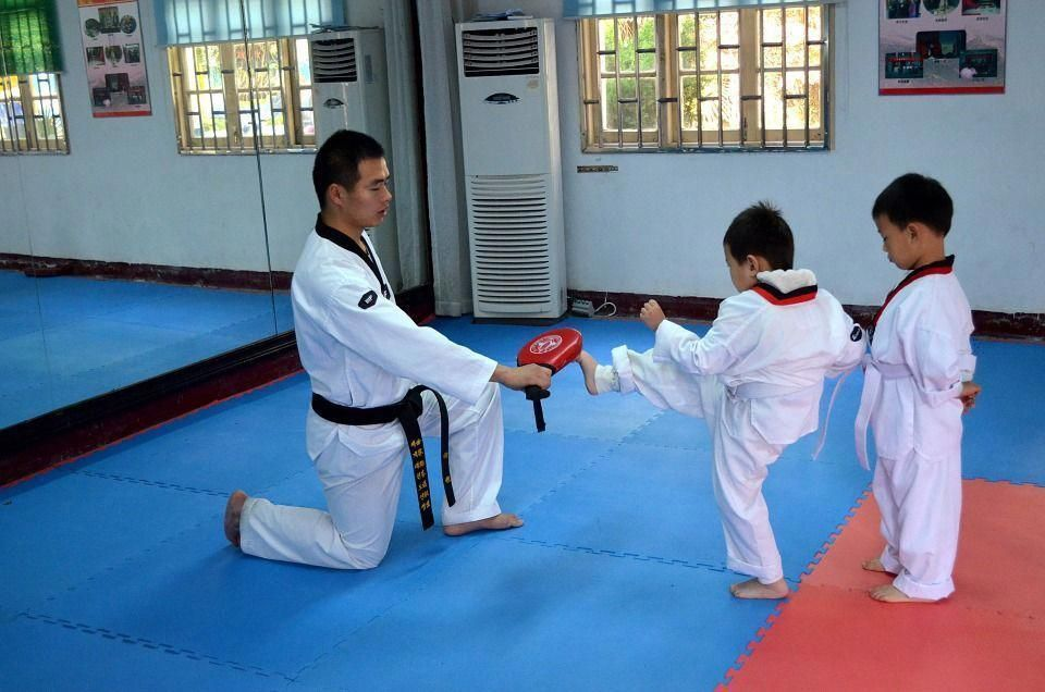 Karate, Great Hobbies for Kids to improve their self