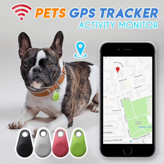 PETS GPS TRACKER & ACTIVITY MONITOR GeekaGet (With