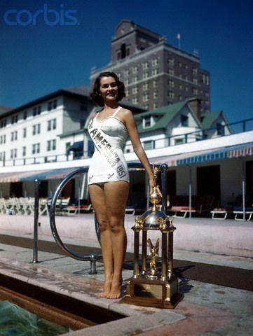 Miss America 1951s