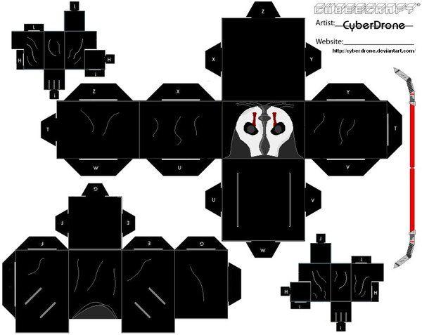 Cubee - Darth Nihilus by CyberDrone.deviantart.com on @deviantART