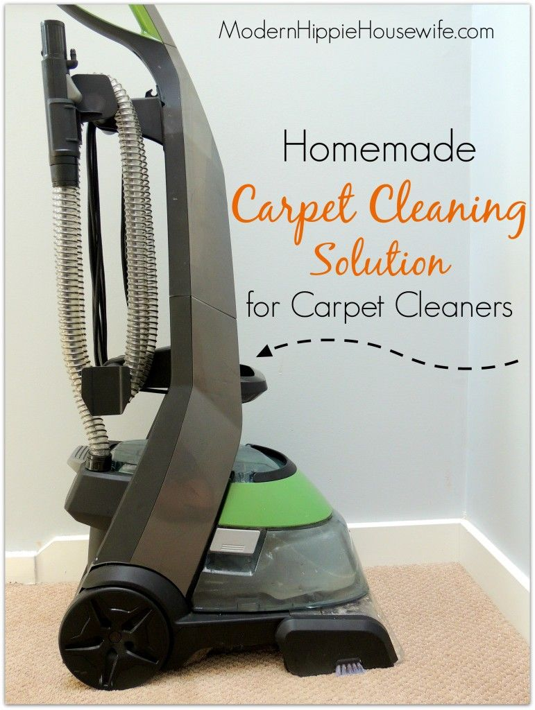 Homemade Carpet Cleaning Solution for Carpet Cleaners Diy Carpet Cleaning Solution, Carpet Cleaner Solution,
