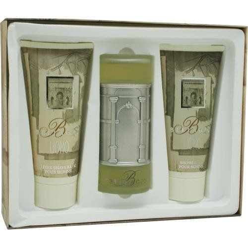 Bellagio Set SKU-PAS415276 by Bellagio. $33.01. Please refer to the title for the exact description of the item. 100% SATISFACTION GUARANTEED. Allof theproductsshowcased throughoutare100%OriginalBrand Names.. Bellagio By Bellagio Set-Edt Spray 3.4 Oz & Aftershave Balm 6.8 Oz & Shower Gel 6.8 Oz For Men. Save 75% Off!