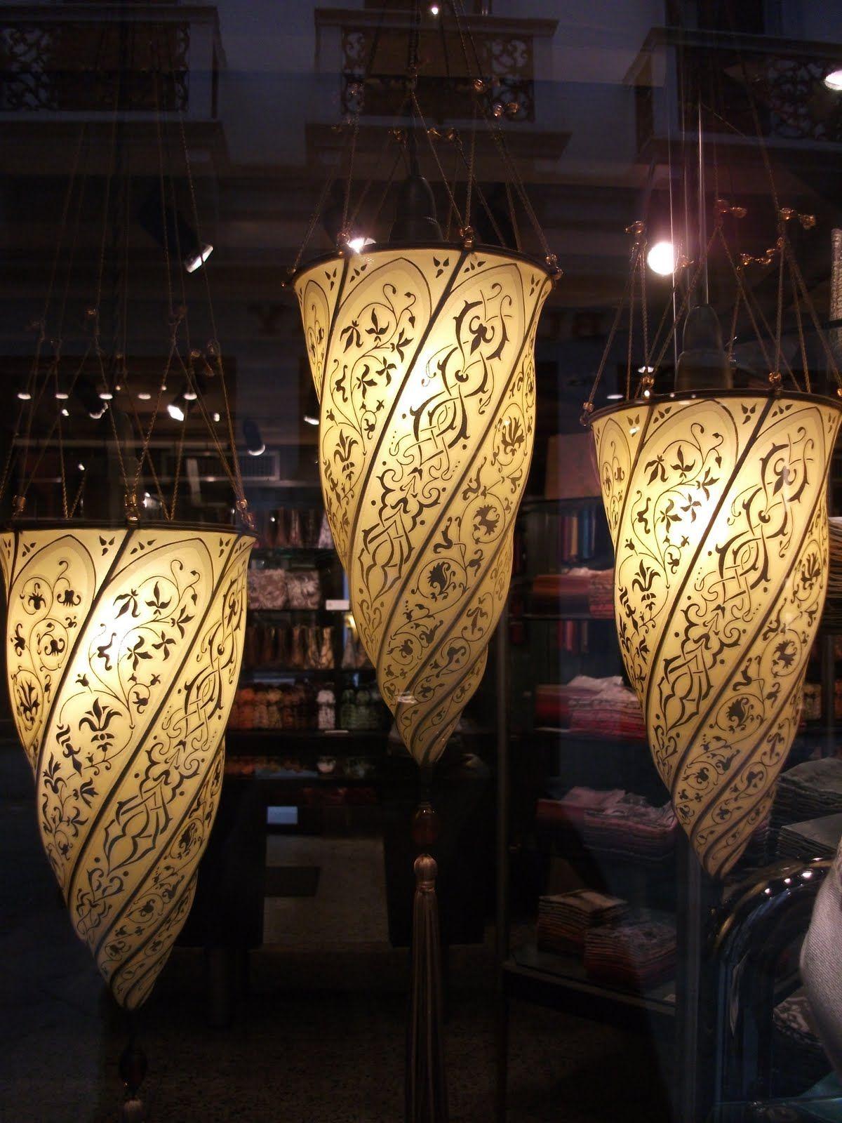 Fortuny Venitian silk lamps   Light up your world   Pinterest