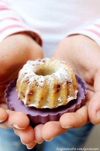 Photo of A Oktoberfest dream: Mini-Gugl with roasted almonds – Hey Foodsister