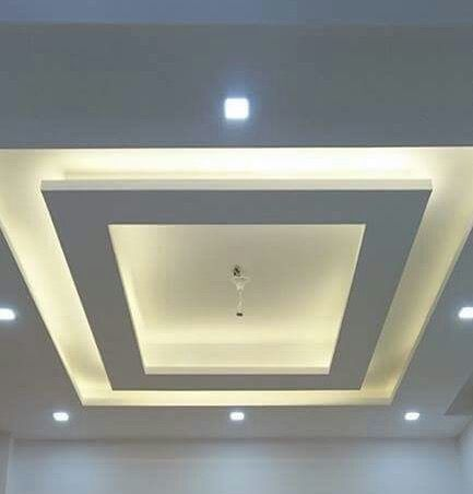 Living Room False Ceiling Couch Ideas