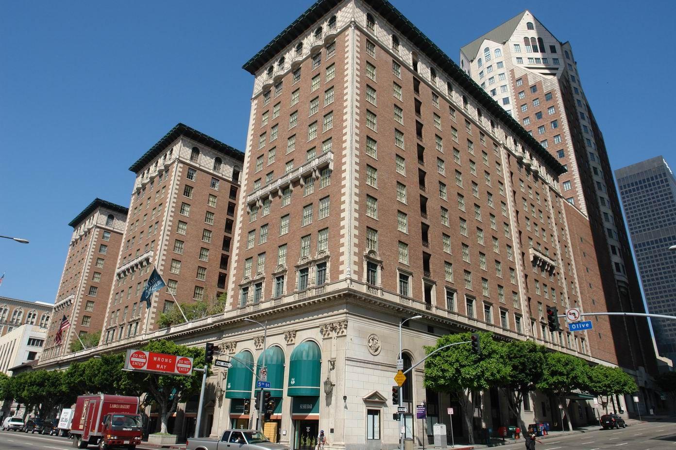Biltmore Hotel Los Angeles