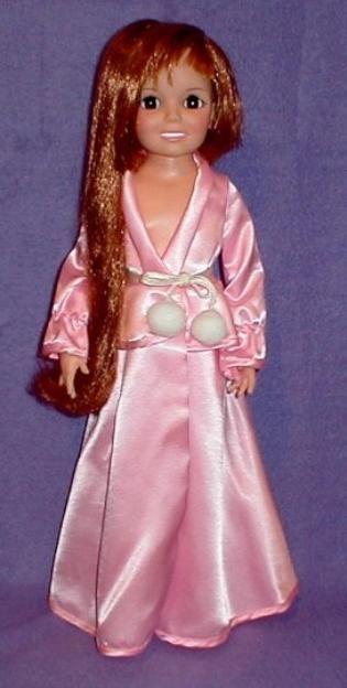 Chrissy doll - the last doll I got for Christmas
