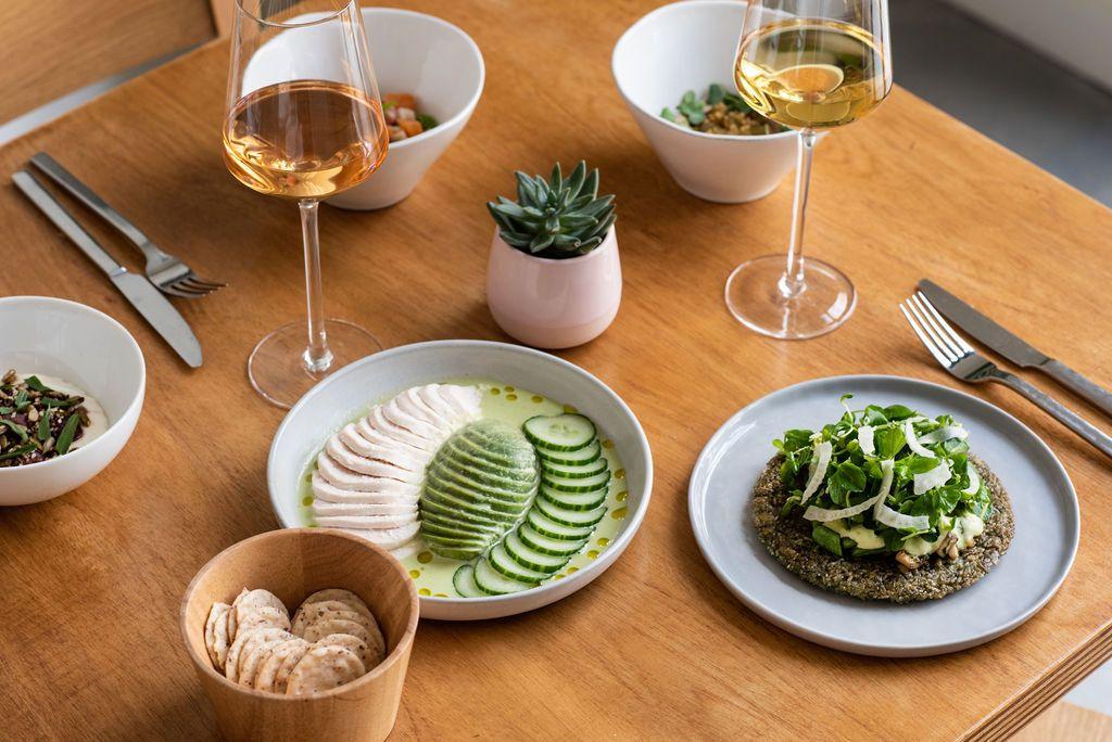 Coast and valley brooklyn restaurant winemaker dinner