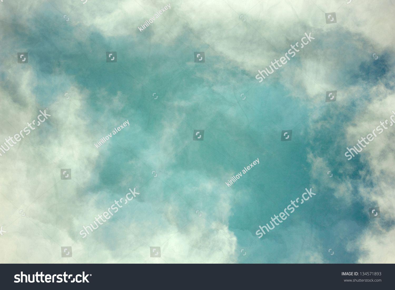 Vintage Background In The Blue Shade With Clouds Sponsored Ad Background Vintage Blue Clouds Background Vintage Blue Clouds Portfolio Design