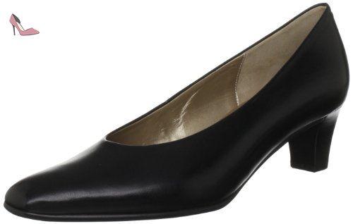Gabor Shoes Fashion, Pompes à Plateforme Plate Femme, Bleu (Pazifik 16), 42 EU