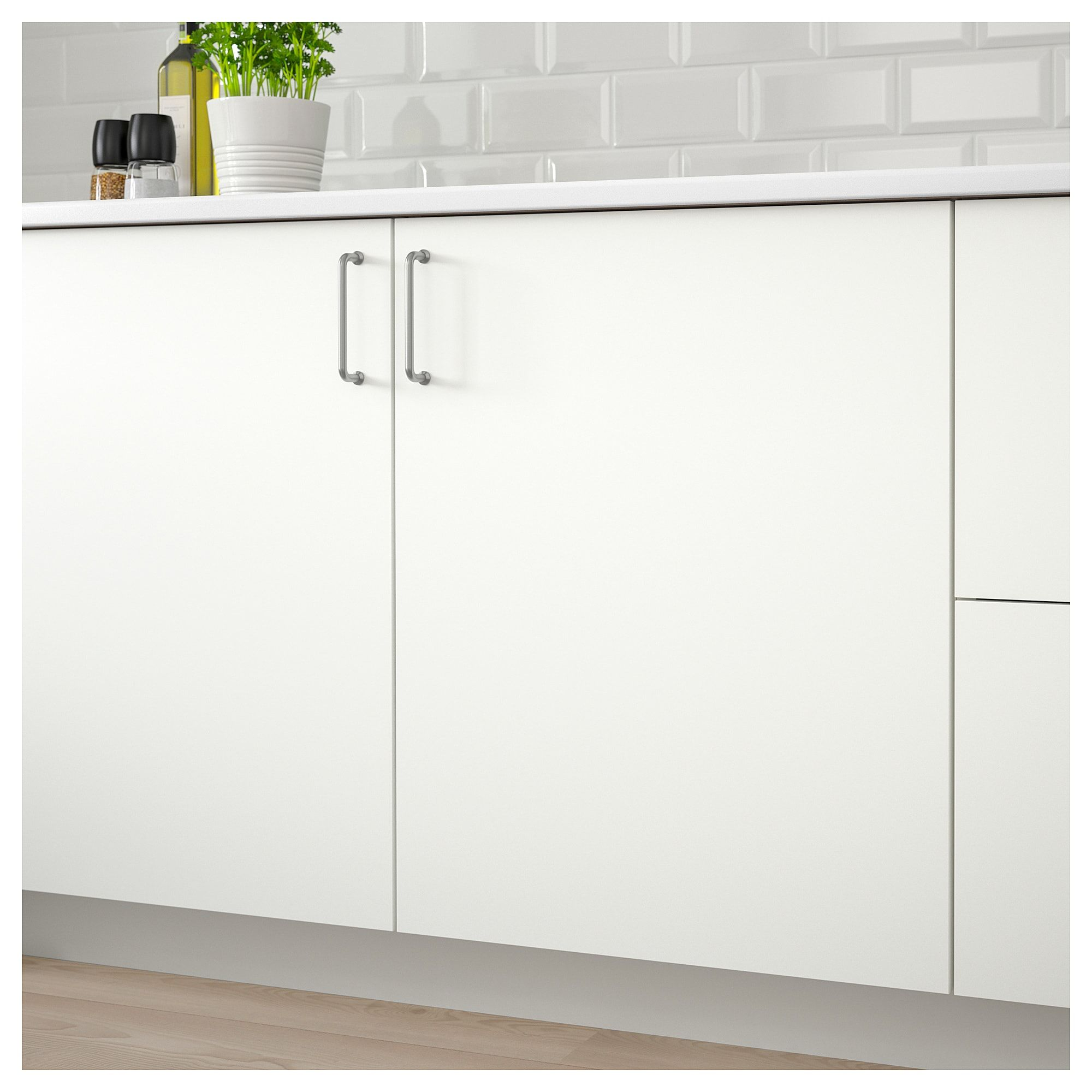 Best Ikea Haggeby White Door White Doors Ikea Kitchen Colors 640 x 480