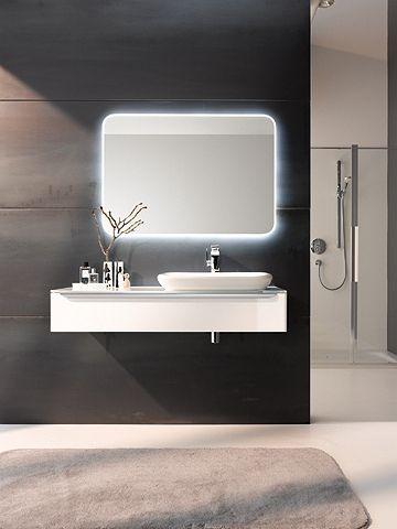 Collection De Salle De Bains MYDAY Meubles Point Deau - Meuble lavabo salle de bain allia