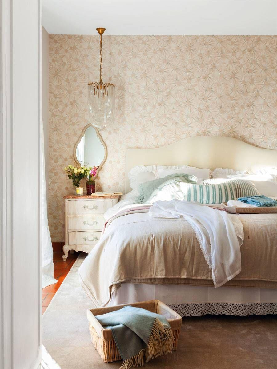 Los 65 Mejores Dormitorios Románticos Para Una Noche De Amor Dormitorios Decoración De Unas Decoración Del Dormitorio