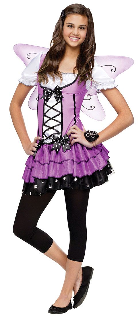 Halloween Costumes for Kids Adults and Pets | 115% Low Price Guarantee on our Huge Selection | Costume Craze. Fairy Halloween CostumesTeen ...  sc 1 st  Pinterest & Teen Lilac Fairy Costume | Halloween Costumes | Pinterest ...