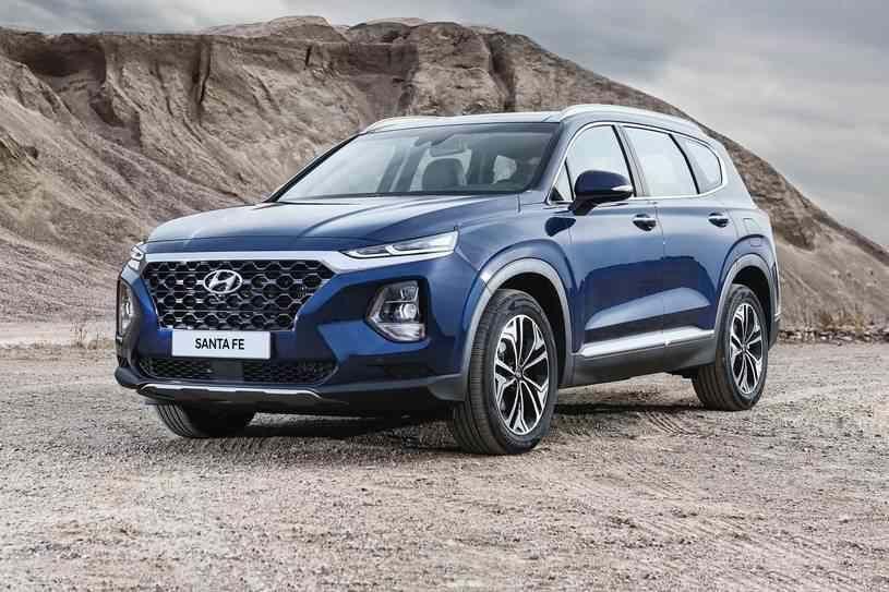 مواصفات ومميزات وعيوب هيونداي سنتافي 2019 أسعار السيارات Hyundai Hyundai Suv Hyundai Santa Fe