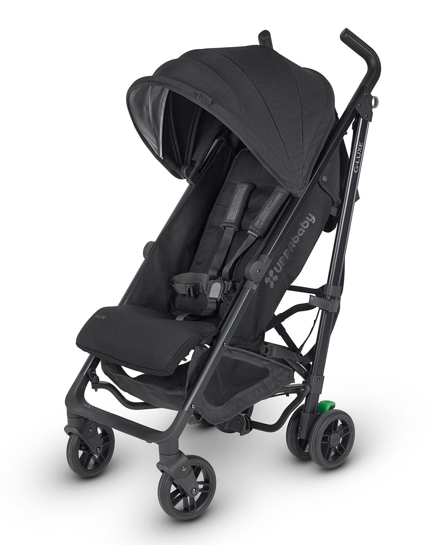UPPAbaby GLUXE Stroller, Jake (Black) Umbrella stroller