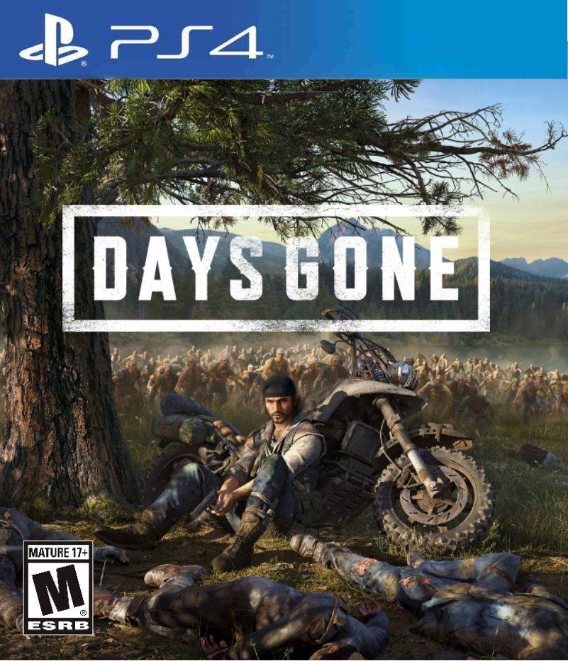 Free Days Gone Download Key Digital PS4 PSN Redeem