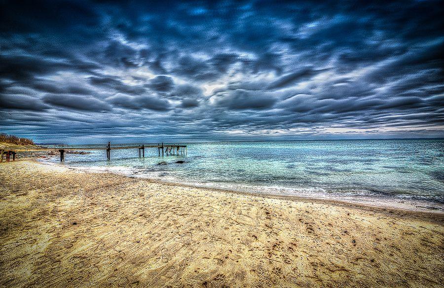 Sønderby strand by Kevin Luck, via 500px