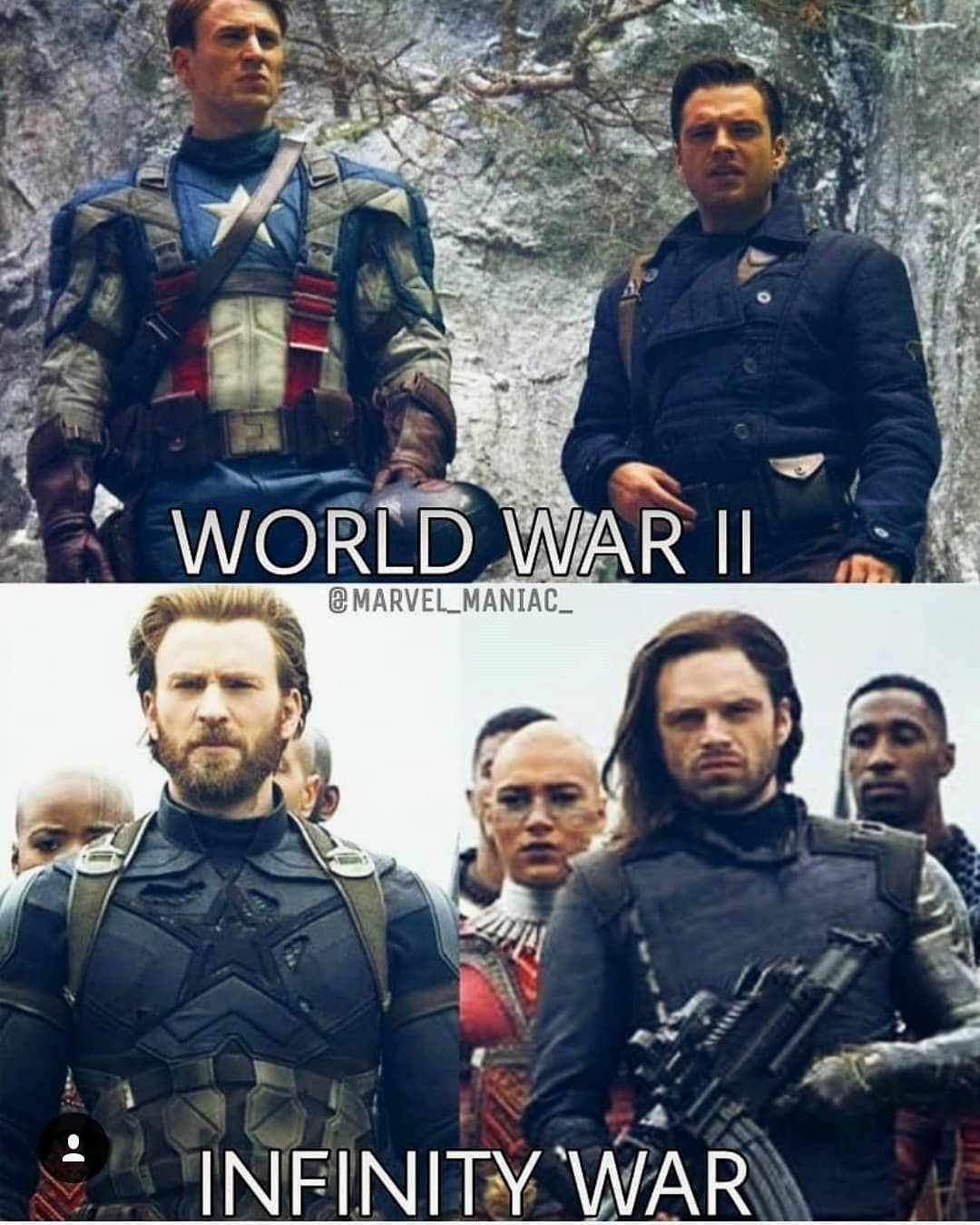I M With You Till The End Of The Line Marvel Marvel Marvel