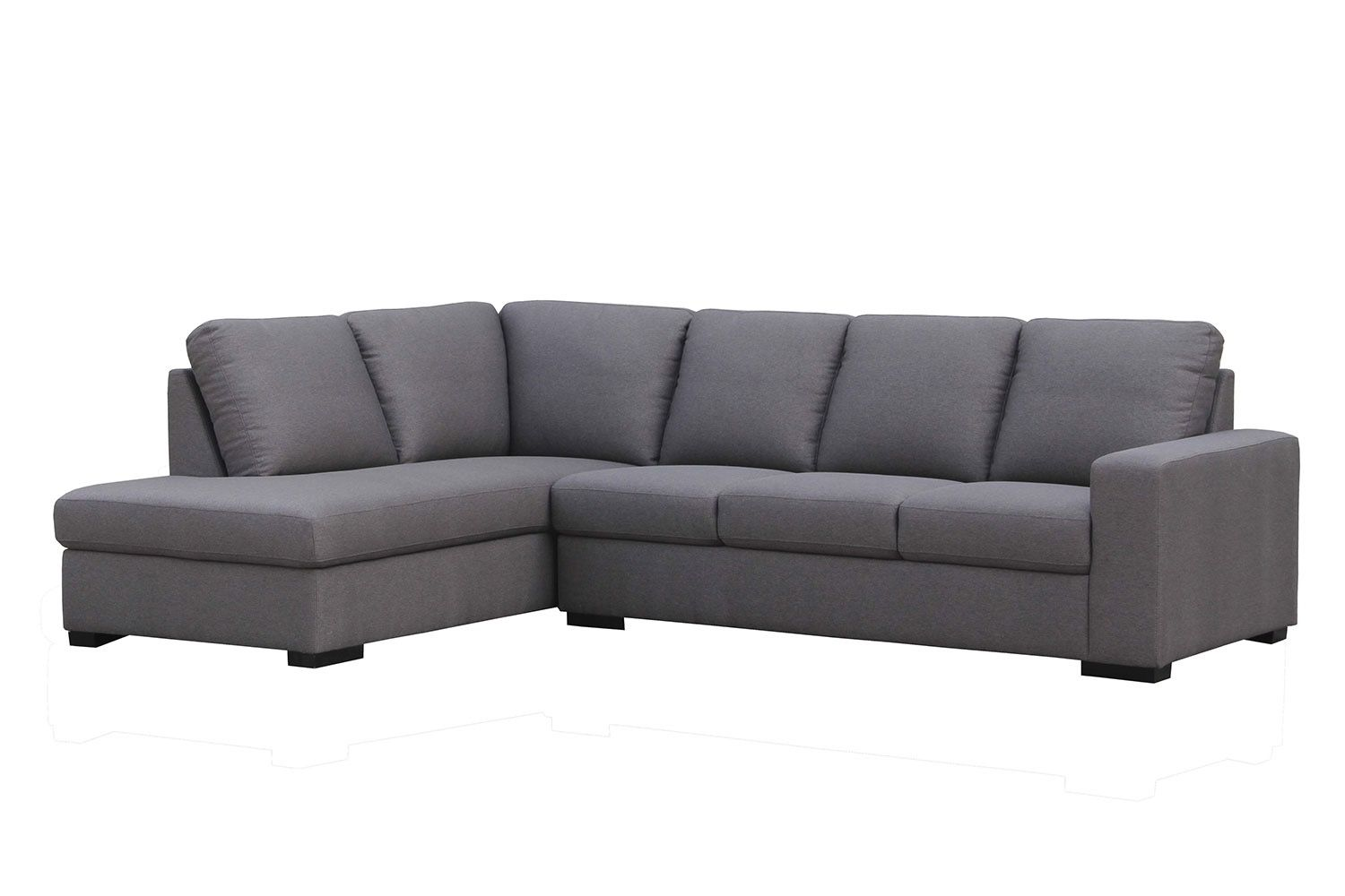Joseph 4 Seater Fabric Chaise Sofa. Harvey Norman | Couches ...