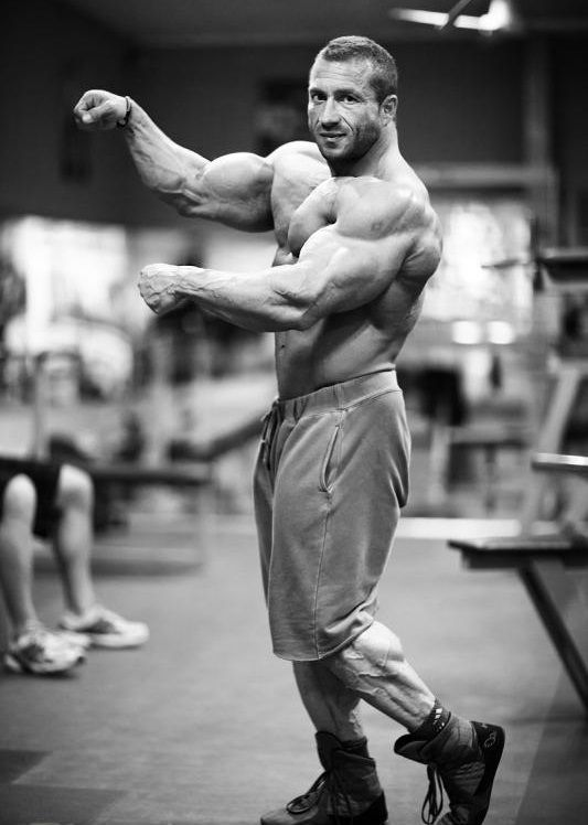 tribu muscu the bodybuilders - jaroslav horvath - slovak