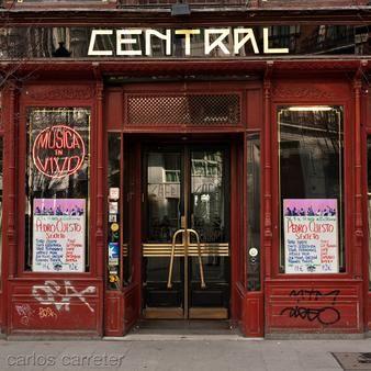Foto Sala Cafe Central 1.El Café Central de Madrid es una sala que lleva casi 30 años ofreciendo jazz a los madrileños