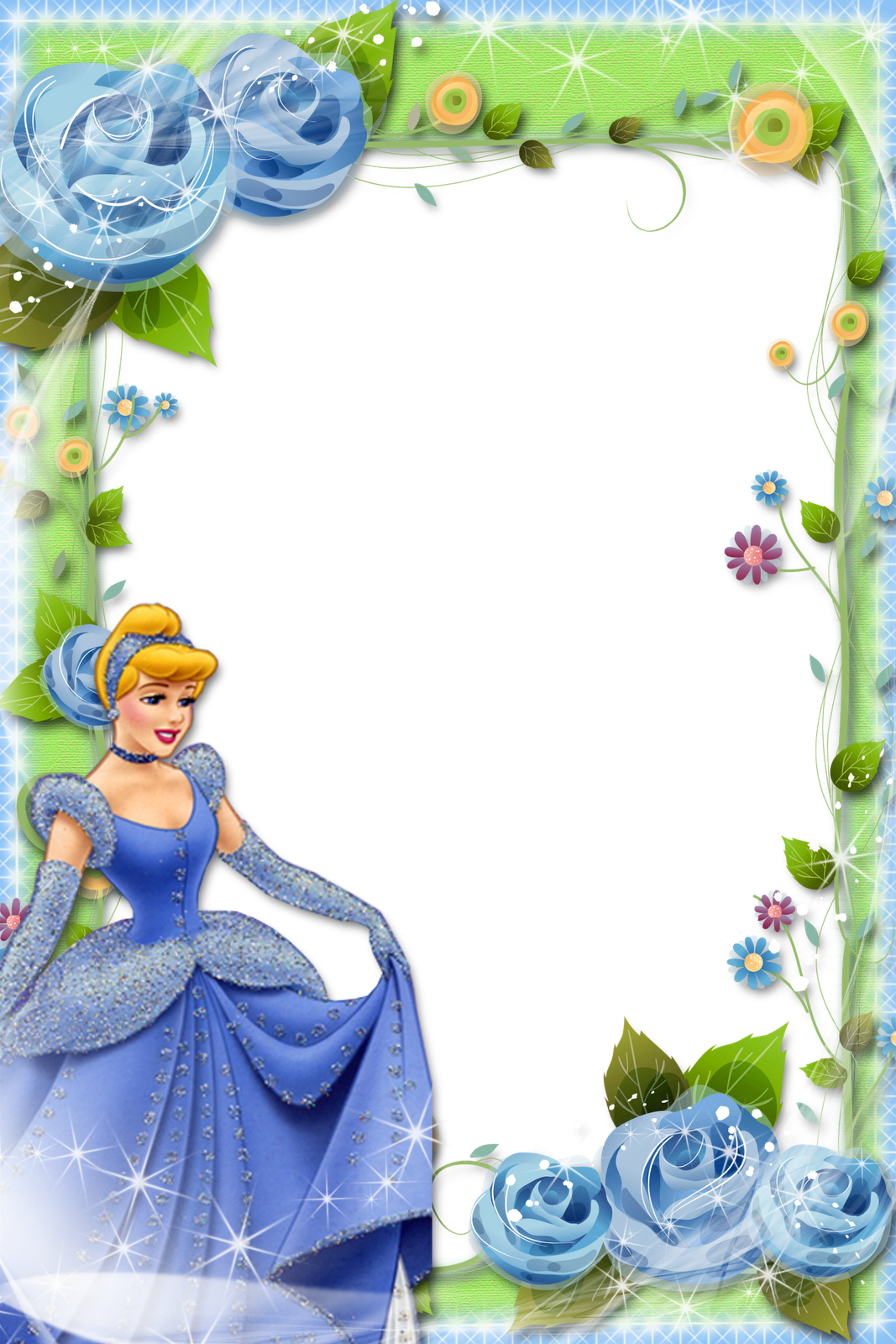 Disney Princess Frames And Borders Png | www.pixshark.com ...