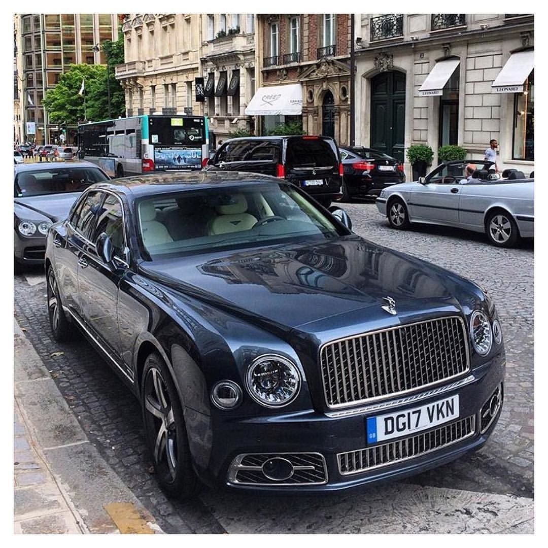 Bentley Mulsanne In Paris Tag Your Friends Who Need