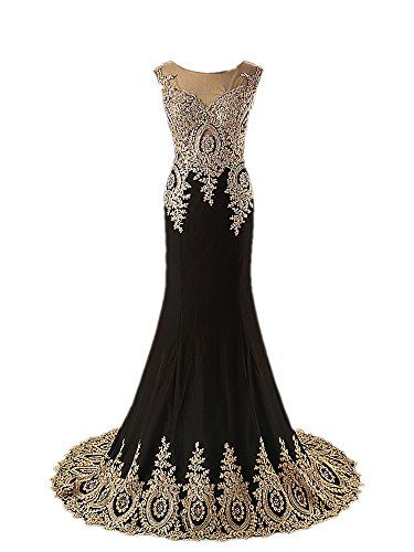 Kings Love Womens Maxi Full Crystal Evening Dresses Sleeveless ...