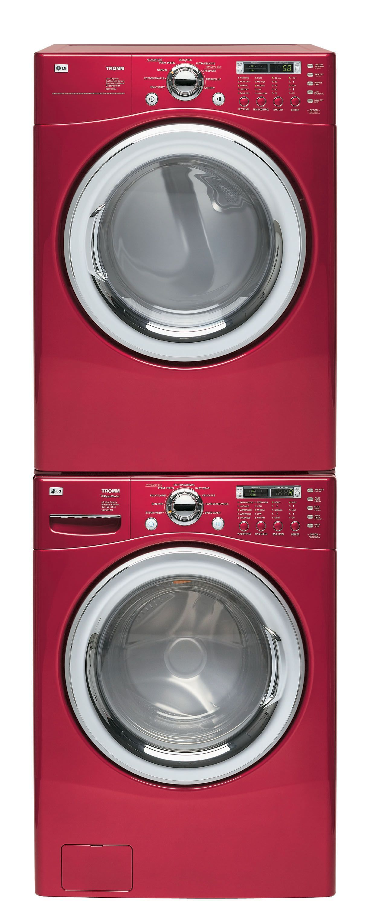 Merveilleux LG Stackable Washer Dryer