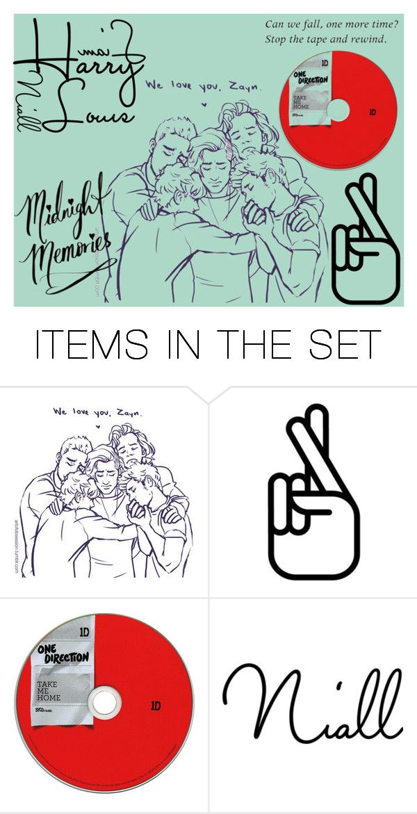 """""""One Directionn"""" by brokenhearted27 on Polyvore featuring art"""