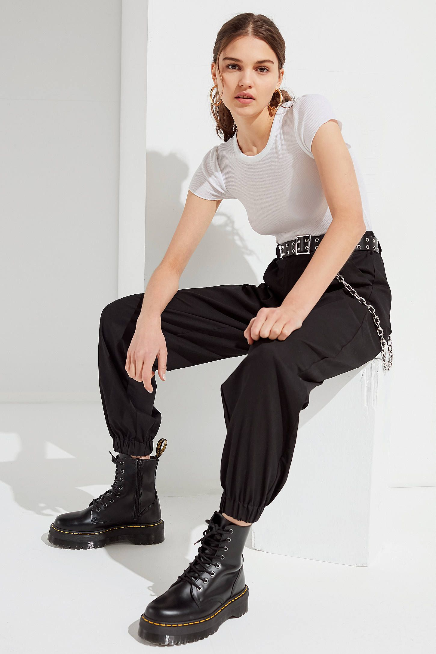 50662cefbcc Shop I.AM.GIA Cobain Relaxed-Fit Chain Pant at Urban Outfitters today. We  carry all the latest styles