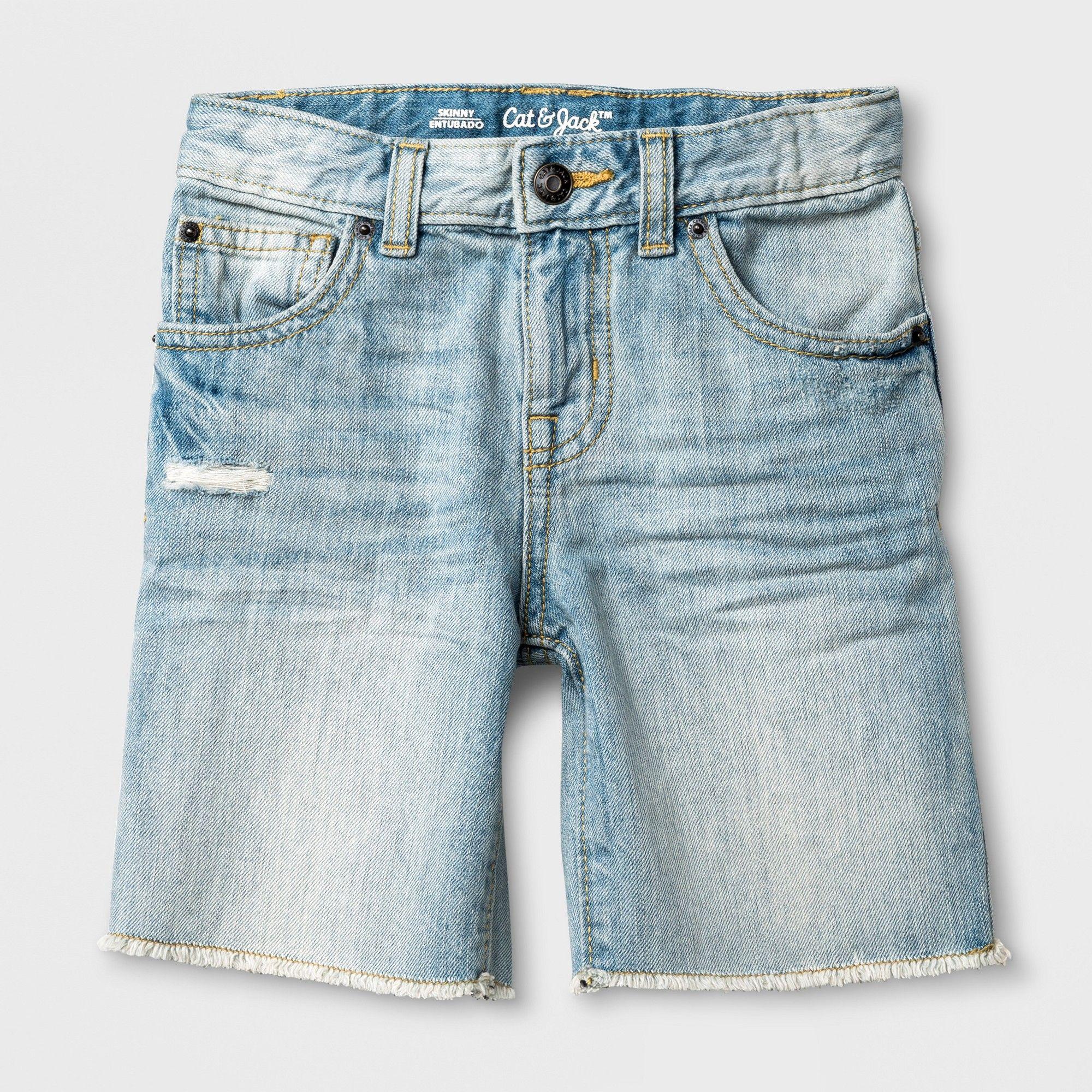 NEW Circo Toddler Boys Denim Jean Shorts