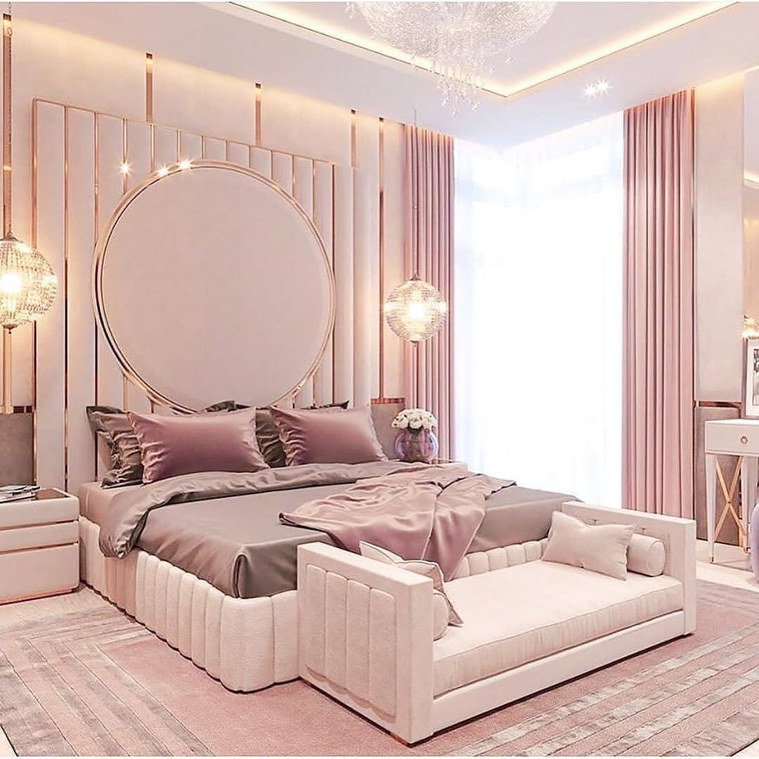 Beautiful Bedroom Design Dormitorio Rosa Bedroom Dormitorio Pjg Luxurious Bedrooms Modern Luxury Bedroom Luxury Bedroom Decor
