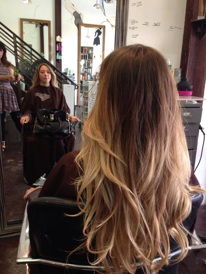 Ombre By Badri Kermani Ombre California Sandiego Hair Beauty Long Hair Styles Hair Styles Beauty