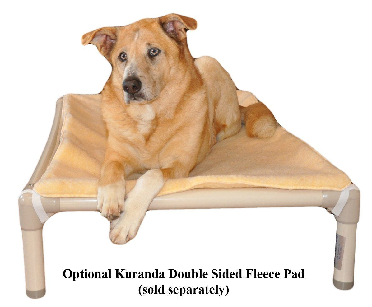 Amazonsmile Kuranda Almond Pvc Chewproof Dog Bed Xxl 50x36 40 Oz Vinyl Burgundy Pet Beds Pet Supp Kuranda Dog Beds Dog Bed Large Covered Dog Bed