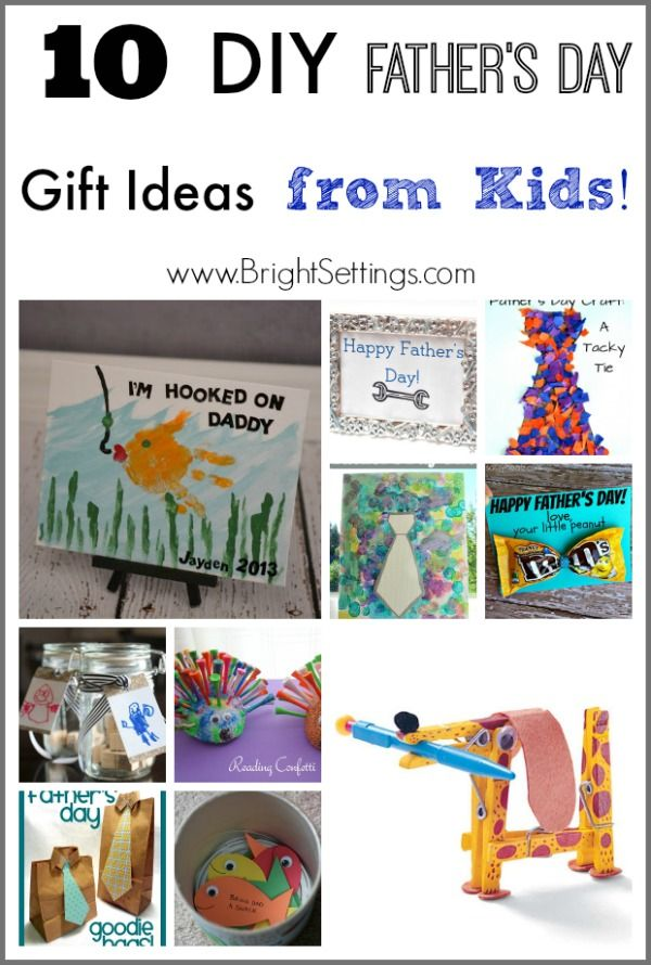 Charming Easy Craft Ideas For Kids For Father Day Part - 12: 10 DIY Fatheru0027s Day Gift Ideas From Kids U2014 Keep The Kids Busy With Fun  Handmade