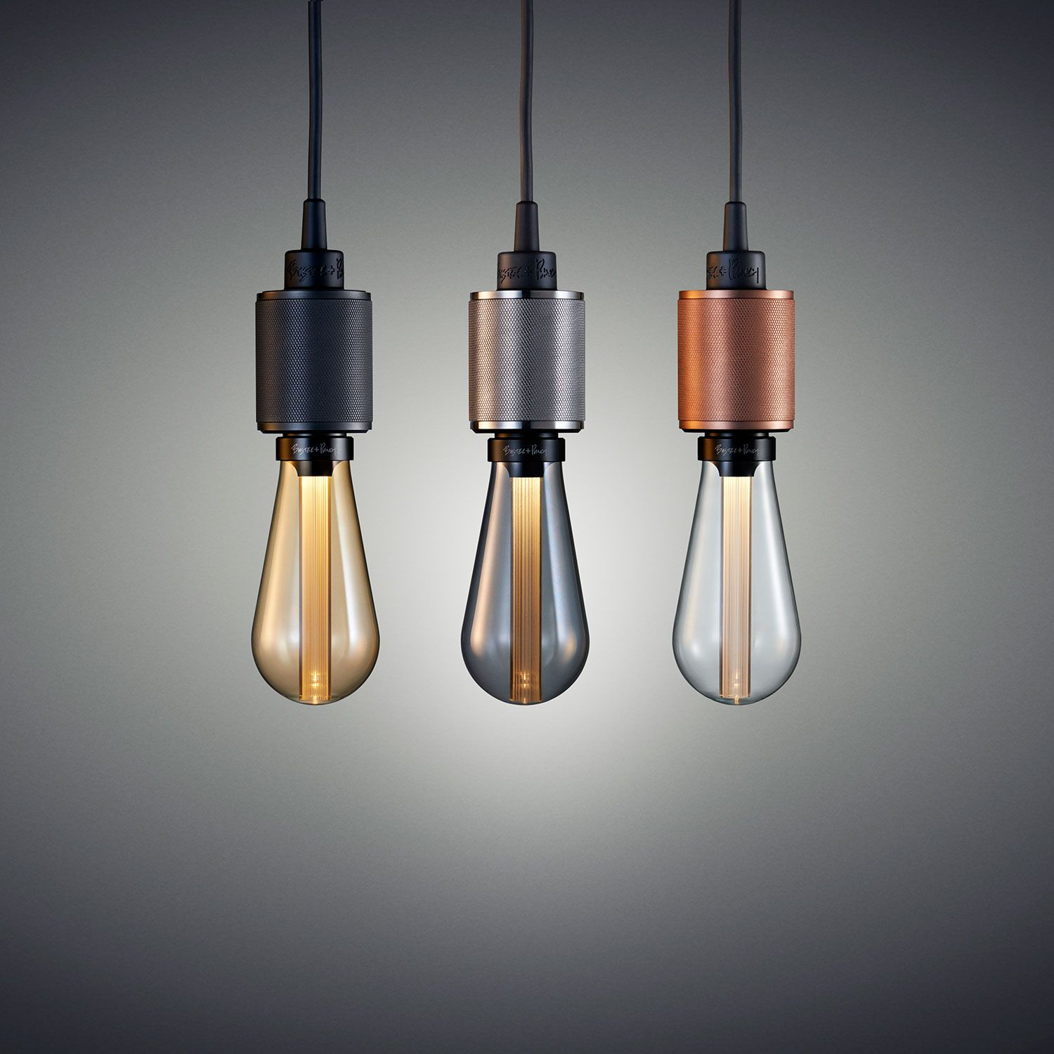 Buster + Punch Unveils the World's First Designer LED Bulb ...
