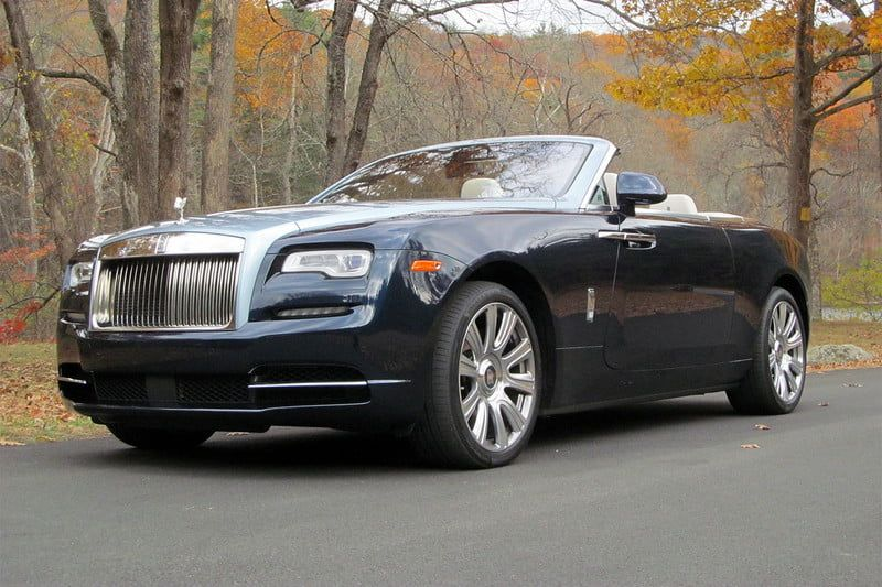 Photo of Rolls Royce's latest convertible is also the last one you'll ever need