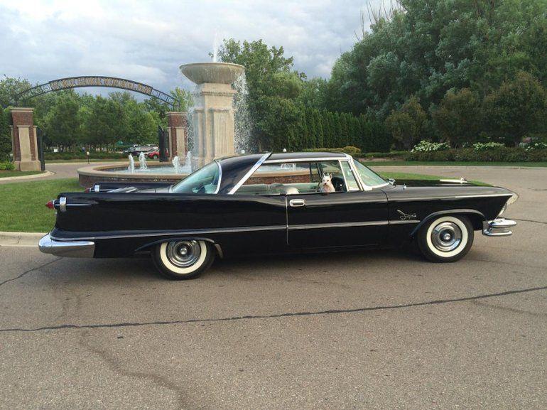 1957 Chrysler Crown Imperial 2 Door Ht Chrysler Chrysler Cars