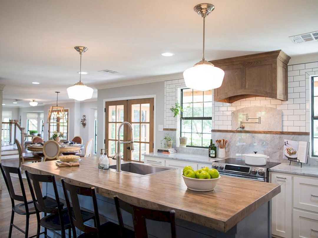 42 Best Kitchen Design Ideas With Different Styles And: Top 42 Kitchen Design Inspirations From Joanna Gaines